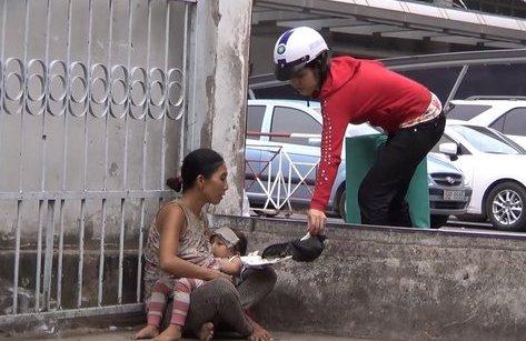 Hình sự - Clip: Căm phẫn vụ lạm dụng trẻ em xin tiền tiêm chích ma túy