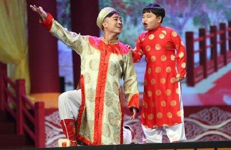 Giải trí - Quý tử nhà Xuân Bắc khiến khán giả cười bò khi lần đầu tham gia Táo Quân
