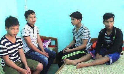 An ninh - Hình sự - Truy bắt đối tượng lừa 6 thanh, thiếu niên đưa sang Trung Quốc