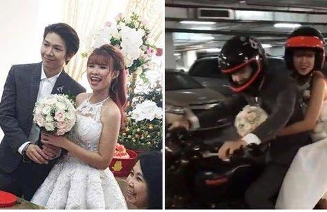 """Ngôi sao - Đám cưới Khởi My – Kelvin Khánh gây """"sốc"""" với màn rước dâu """"bá đạo"""""""