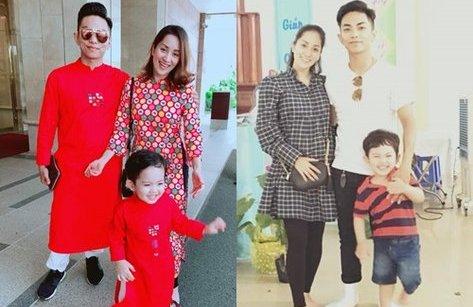 TV Show - Khánh Thi rạng rỡ vác bụng bầu đi du xuân cùng chồng con
