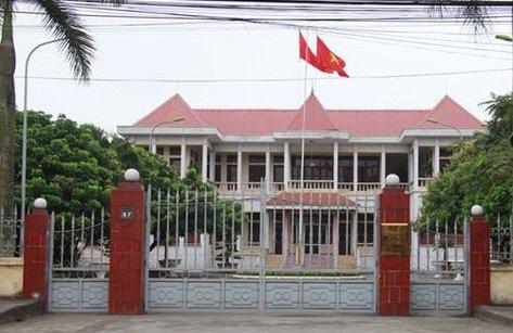 Tin tức - Chính trị - Hải Phòng: Khiển trách Bí thư huyện ủy An Dương