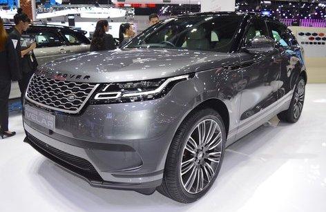 Xe++ - Range Rover Velar 'chào sân' thị trường Ấn Độ, giá từ 2,8 tỷ đồng