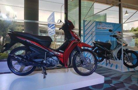 Xe++ - Xe số giá rẻ Yamaha FiNN về nước, sắp 'hạ gục' Honda Wave 110?
