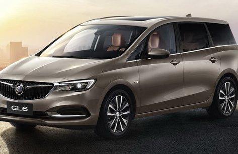 Xe++ - General Motors Trung Quốc nhảy vào phân khúc MPV bằng Buick GL6 mới