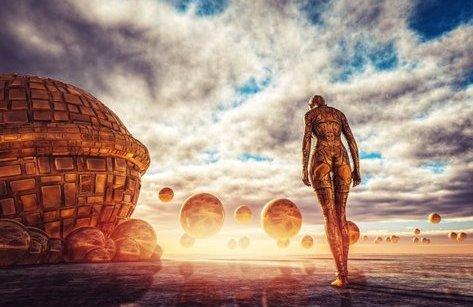 Công nghệ - Người ngoài hành tinh thực chất là những con robot 'bất tử'?
