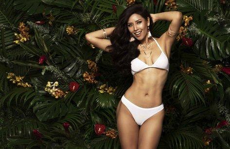 Ngôi sao - Á hậu Nguyễn Thị Loan gợi cảm khó cưỡng khi thả đường cong với bikini