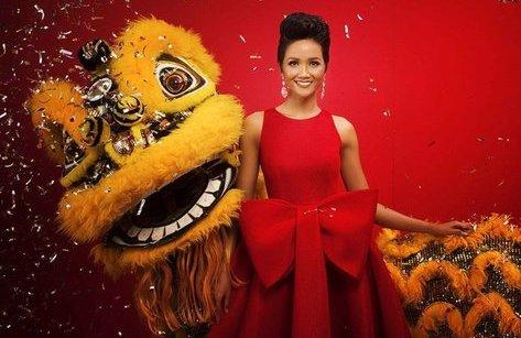 Sự kiện - Hoa hậu H'hen Niê: Điều thích nhất ở Tết là sự đoàn viên