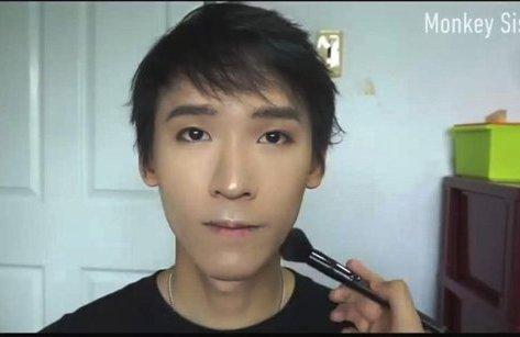Đời sống - Các quý ông 'phát cuồng' với kiểu make up chuẩn oppa