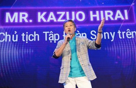 Công nghệ - Chủ tịch tập đoàn Sony bất ngờ xuất hiện tại Sony Show 2017
