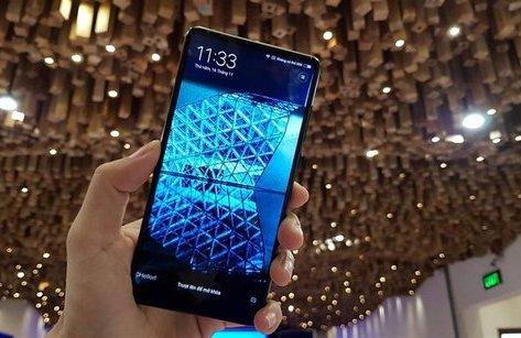 Công nghệ - Xiaomi Mi Mix 2 chính thức bán ra tại Việt Nam, giá 13 triệu đồng