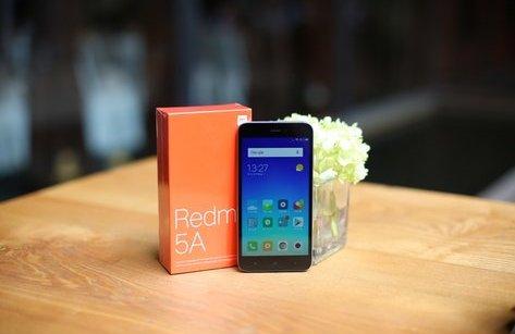 Sản phẩm - Xiaomi Redmi 5A ra mắt tại Việt Nam với giá sốc