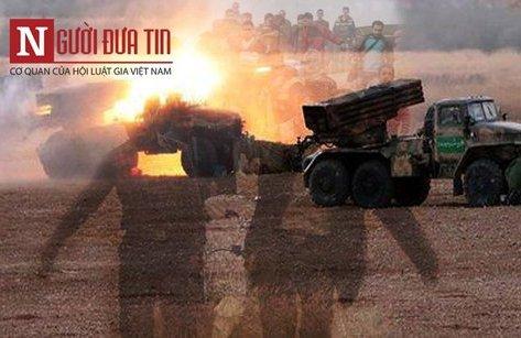 Tiêu điểm - Syria: Phiến quân ào ạt nã rocket, hàng loạt người thiệt mạng