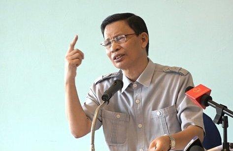 """Xi nhan Trái Phải - Băn khoăn sau """"thanh minh"""" bị hãm hại của ông Nguyễn Minh Mẫn"""