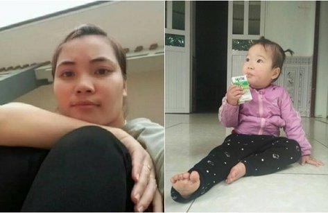 Tin nhanh - Người chồng khắc khoải tìm tung tích vợ cùng con gái 18 tháng tuổi