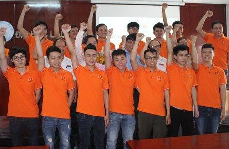 Chính trị - Xã hội - Trường Lạc Hồng đại diện Việt Nam thi Robocon châu Á -Thái Bình Dương