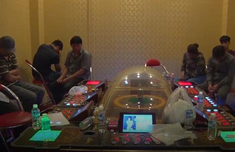 An ninh - Hình sự - Bắt giữ 22 đối tượng đánh bạc bằng game bắn cá