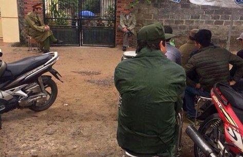 An ninh - Hình sự - Quảng Ninh: Điều tra người đàn ông chết dưới ao với nhiều vết chém