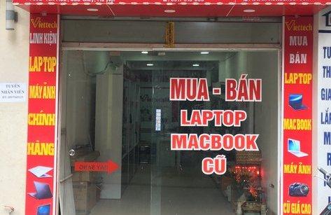 Sản phẩm - Viettech88 - lời khuyên có nên chọn mua laptop cũ?