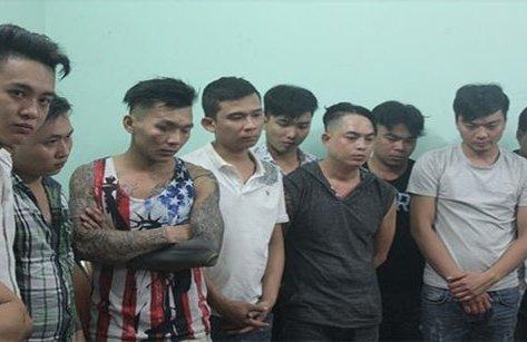 An ninh - Hình sự - Xác định 3 đối tượng chủ mưu vụ băng nhóm giang hồ hỗn chiến ở Biên Hoà