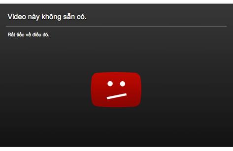 Công nghệ - Làm gì khi YouTube báo lỗi, không xem được trên điện thoại?