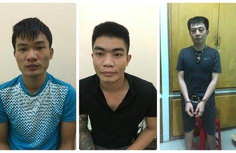 Pháp luật - Bắt băng nhóm chuyên buôn ma tuý từ Hải Phòng vào TP.HCM có tàng trữ súng