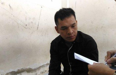 Pháp luật - Tên cướp ngã cắm đầu sau khi giật dây chuyền của người dân