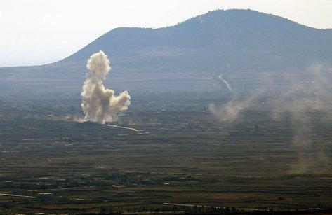 Thế giới - Israel lại tấn công trả đũa nhằm vào Syria