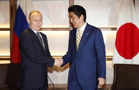 Thế giới - Thủ tướng Nhật Bản sẽ gặp mặt Tổng thống  Putin tại  Việt Nam