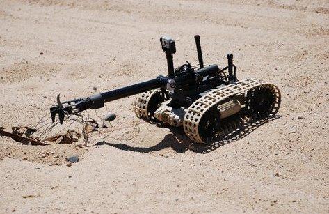 """Quân sự - """"Robot quân đội"""" – lực lượng siêu đẳng hay thảm họa tương lai?"""