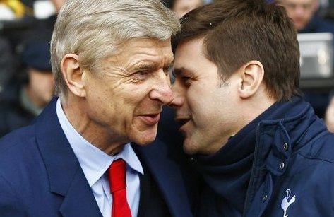 Bóng đá Quốc tế - Đại chiến Arsenal - Tottenham: Khẩu chiến trước giờ G