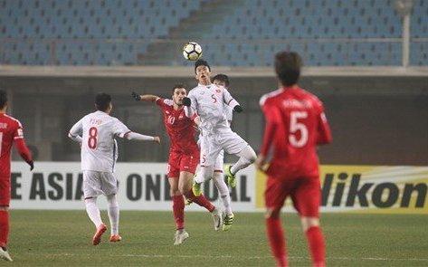 Bóng đá Việt Nam - Clip: U23 Việt Nam hòa kiên cường U23 Sirya, viết nên trang sử mới