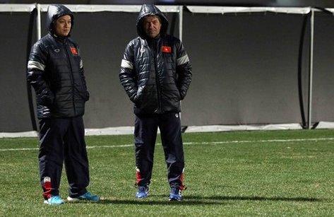 Bóng đá Việt Nam - U23 Việt Nam đã nắm thông tin U23 Iraq từ... trước khi vượt qua vòng bảng