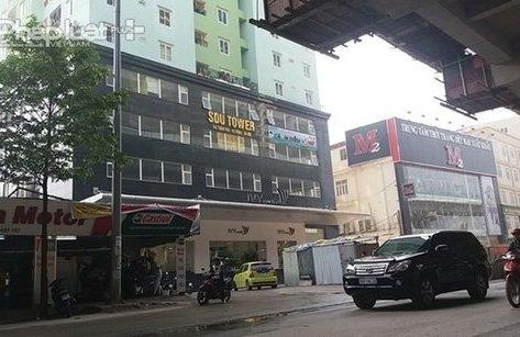 Bất động sản - Tòa nhà SDU - 143 Trần Phú: Tiềm ẩn nguy cơ cháy nổ, mất an toàn