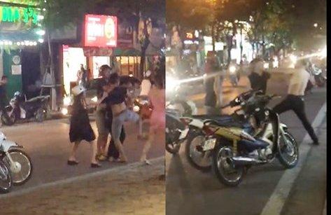Pháp luật - Khởi tố đối tượng hành hung người đi đường vì 'nhìn đểu'