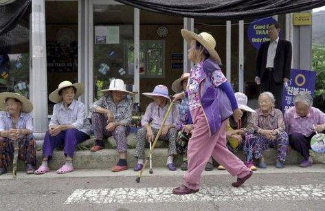 Tiêu điểm - Những bà cụ già chống THAAD ở làng quê Hàn Quốc