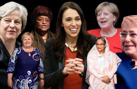 Tiêu điểm - Tân Thủ tướng Jacinda Ardern gia nhập CLB 7% phụ nữ quyền lực nhất thế giới