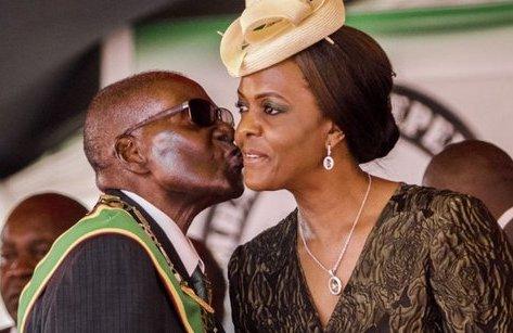 Tiêu điểm - Tổng thống Zimbabwe: Vì vợ bỏ bạn, sự nghiệp cùng tan?