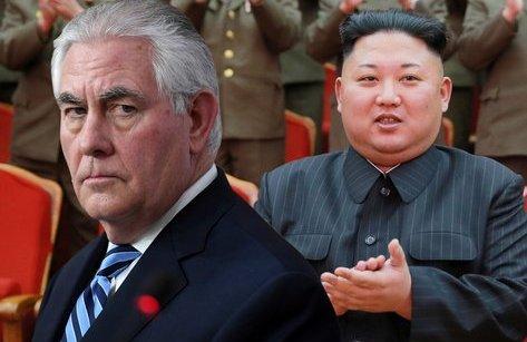 Tiêu điểm - Bất đồng TT Trump-Tillerson thành mây mờ che phủ vấn đề Triều Tiên