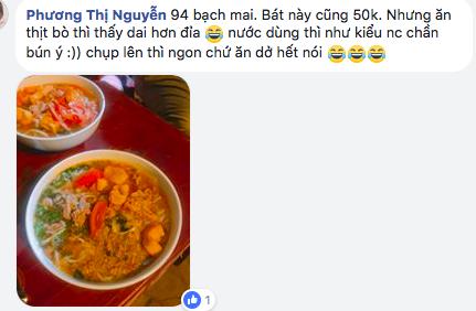 Xã hội - Hà Nội: 70.000 đồng 1 bát bún bò 'dai hơn đỉa', 'xông xênh' mà nuốt không trôi
