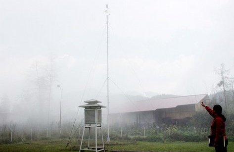 Kết nối- Chính sách - Lào Cai gặp khó khăn trong cảnh báo thiên tai