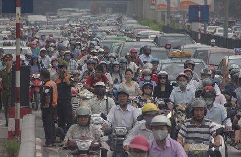Điểm nóng - Tiếp tục báo động ô nhiễm bụi ở Hà Nội