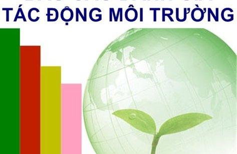 Kết nối- Chính sách - Phân cấp thẩm định, phê duyệt báo cáo đánh giá tác động môi trường