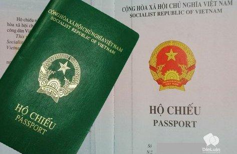 Góc nhìn luật gia -  Hộ chiếu bị in sai số chứng minh nhân dân, xử lý ra sao?