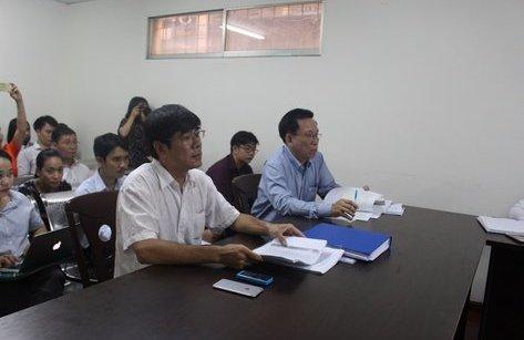 Pháp luật - Hoãn phiên tòa xét xử vụ 'bầu' Kiên kiện công ty từng lãnh đạo