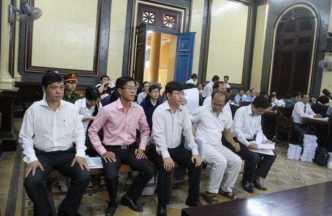 Hồ sơ điều tra - 10 nguyên lãnh đạo Navibank bị tuyên hơn 100 năm tù