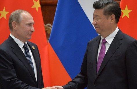 Tiêu điểm - Đằng sau khoản viện trợ khổng lồ Nga nhận từ Trung Quốc