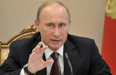 Tiêu điểm - Tiết lộ bất ngờ  của TT Putin về chuyến thăm Syria