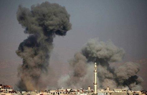 Tiêu điểm - Syria: Nga khẳng định 5 công dân thiệt mạng vì bị liên quân Mỹ tấn công