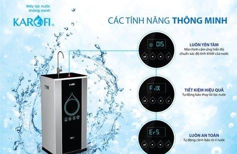 Truyền thông - Giải đáp máy lọc nước Karofi có tốt không?